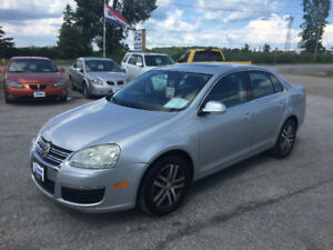 2006 Volkswagen Jetta 2.5 Safety & Etested! ONLY 64 KM's