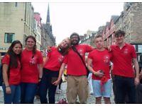 Trybal App Ambassador (Edinburgh Festival)