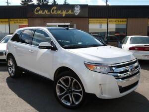 2013 Ford Edge Limited - Navi, Pano, Blind Spot Assist
