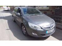 2011 Vauxhall Astra 1.7 CDTI (£30 A YEAR ROAD TAX)