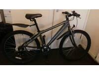 Saracen 16 inch frame mountain bike