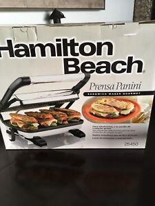Panini/Sandwich press
