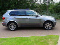 2011 61 BMW X5 3.0 XDRIVE30D M SPORT 5d AUTO 241 BHP*FINANCE AVAILABLE*PART EX WELCOME*