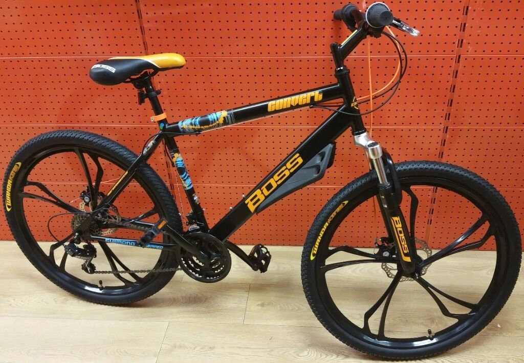 Special Offer New Mag Wheel Spokeless Disc Brakes Suspension 26