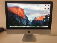 Imac 21.5 inch with 1 TB Fusion Drive (Late 2015)