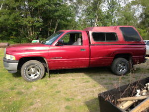 1997 Dodge Power Ram 1500 V6 Magnum Pickup Truck