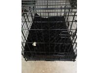 Puppy cage/crate new not used