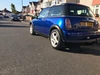 2003 Mini one long mot
