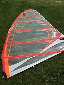 A.R.T.  Free ride Windsurfing sail