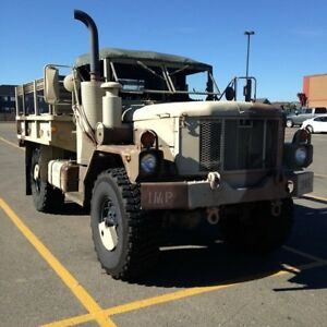 M35A3 Bobbed Deuce Army Truck