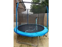 Trampoline 8f great codition