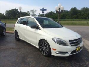 2013 Mercedes-Benz B-Class B 250 Sports Tourer