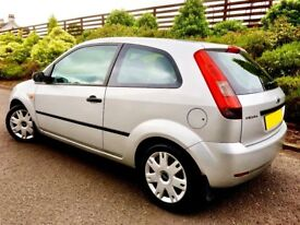 IMPRESSIVE FIESTA. HIGHLY MAINTAINED. LONG MOT. DRIVES SUPERB.