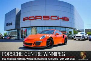 2016 Porsche 911 GT3 RS Certified Pre-Owned With Warranty Availa