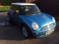 Mini Cooper - A good car for fun!