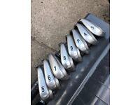 Callaway X-Hot Irons 5-SW - Steel Shafts (Regular Flex)