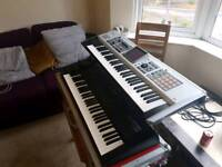 Roland Fantom X series Indian sounds and loops *NOT KEYBOARD*