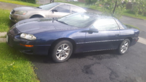 2002 Chevrolet Camaro z-28 - low mileage