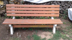 Bench/table