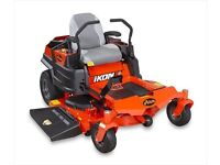Ariens Ikon Ride on Lawnmower