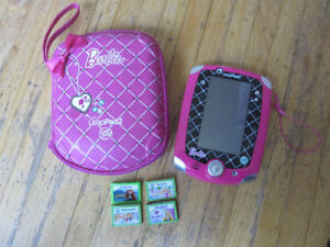 LeapPad2 with case and games