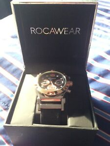 Men's Rocawear watch by Jay-z (need gone asap)