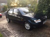 Low mileage and long MOT, been in family 15 years, excellent runner