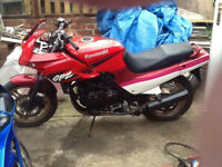 gpz500s project runner or spares