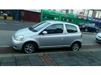 TOYOTA YARIS/2005/1.2L/SILVER, VERY CLEAN IN AND OUT
