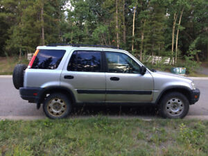 1998 Honda CR-V (AWD) - Manual - Needs to go!