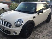 Mini Cooper 2013, Pepper white, 9K