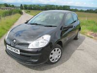 Renault Clio 1.2 Extreme 69K S/History Low insurance only £1995 . YEARS MOT.