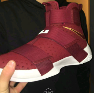 LeBron Soldiers 10
