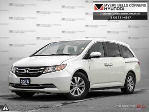 2016 Honda Odyssey EX Minivan 8-Passengers