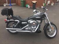 Harley Davidson Superglide Custom 2008 1600cc