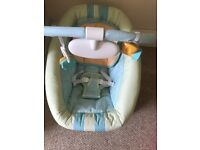Baby rocker New never used