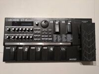 Boss GT-8 Guitar Effects Processor with original power cable - GREAT condition