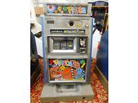one arm bandit / slot machine wanted yorkshire