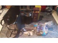 Nespresso Magimix, Aerochino and SEALPOD reusable capsules