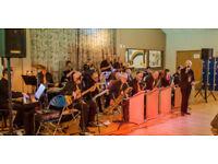 The Supertonics Big Band / Swing / Jazz / Wedding / Function / Vocalist