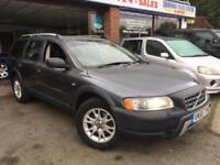2005 VOLVO XC70 2.4D SE Lux 5dr Geartronic Cross Country