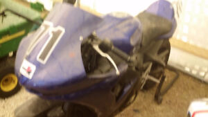 Race bike for sale or parts