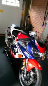 Honda CBR 929RR - 2000