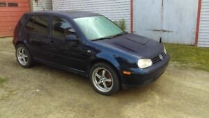 2003 Volkswagen Golf Sedan
