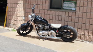 1981 Yamaha XS650 Hardtail - NEW PRICE - Ready to Ride