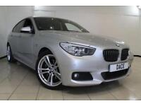 2012 12 BMW 5 SERIES 3.0 530D M SPORT GRAN TURISMO 5D AUTO 242 BHP DIESEL