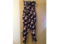 Miss Selfridge Size 12 jumpsuit