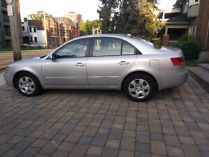 2008 Hyundai Sonata GLS Sedan - low mileage