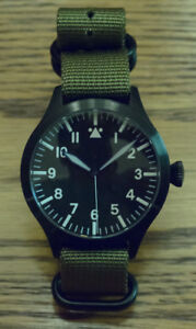 44mm Automatic Pilot's Watch