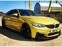 2014 BMW 4 SERIES 3.0 M4 2D AUTO 426 BHP